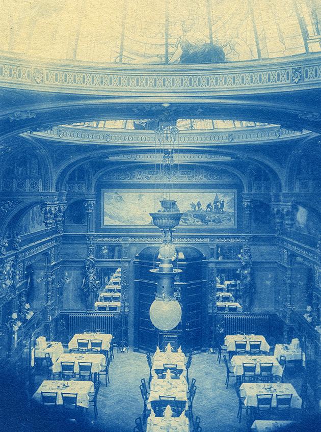 Grand Café Metropol 1895